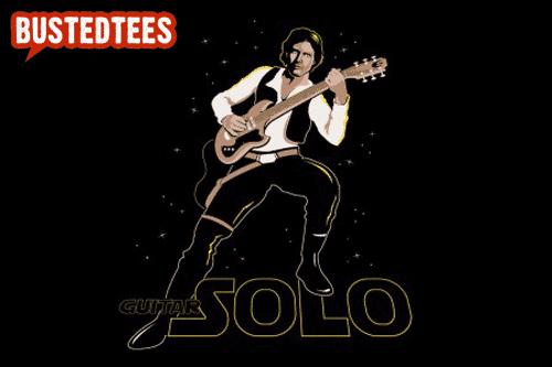 Han Solo Parody T-Shirts