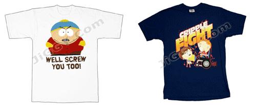 South Park T-Shirts