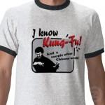 Funny Kung-Fu T-Shirt