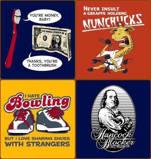 TorsoPants.com T-Shirts