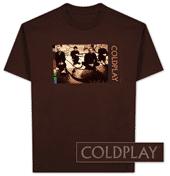 Coldplay Tee Shirt