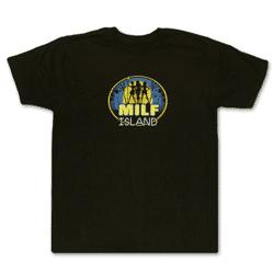 Milf Island T Shirt 41