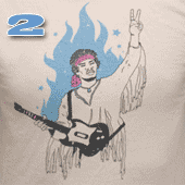 Poll: Which is your favorite Guitar Hero T-Shirt?