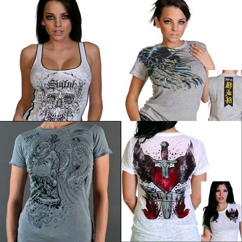 Great T-Shirts from Sinful Clothing