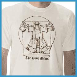 The Dude Abides Tee Shirt