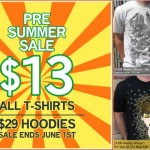 $13 T-Shirts from Uneetee