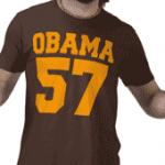 Obama 57 States Gaffe inspires T-Shirts