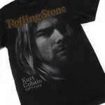 Rolling Stone Covers on T-Shirts