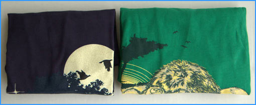 Two T-Shirts from Uneetee