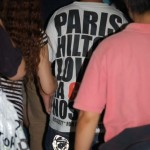 Paris Hilton Loves La Coka Nostra T-Shirt