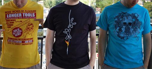 Springleap T-Shirts