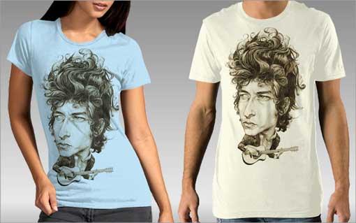 $9 Bob Dylan T-Shirt