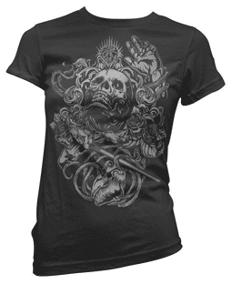 Back in Black T-Shirt Store