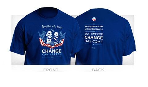 Obama Victory Shirt