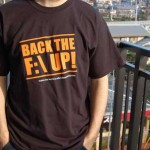Back the F:/ Up! Free T-Shirt