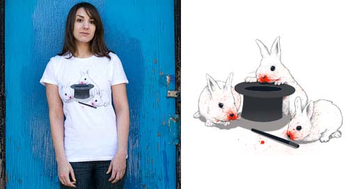 New Threadless Tees Answer Questions