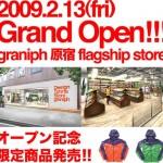 Graniph in Harajuku