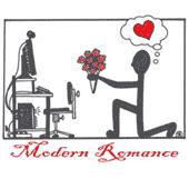 Modern Romance from Blue Parrot's T-shirt Shop