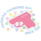 My Snubby Valentine from The Lipstick Assassin