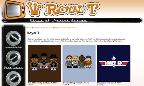 Cartoon Lego Celebs from Royal T