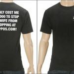 $50,000 T-Shirt at Zappos.com