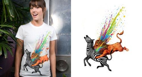 Kill Monotony T-Shirt by Enkel Dika at Threadless