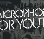 Microphone for Youth Tee Design Contest
