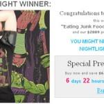 Shirtfight Announce First Winner