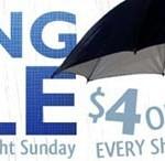 Snorg Tees Spring Sale