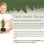 Buy a Tee Plant a Tree