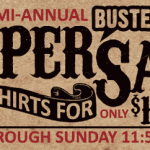 Busted Tees Super Sale