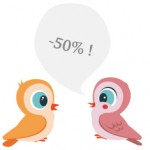 50% Off at LaFraise
