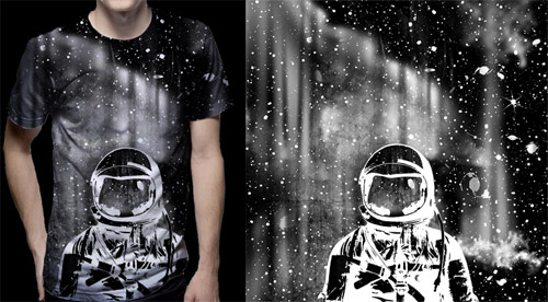 Houston We Have a Problem T-Shirt by zerobriant at Teextile