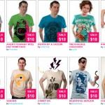 Sale at ShirtFight
