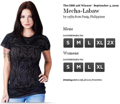 Mecha-Lebaw by csj89