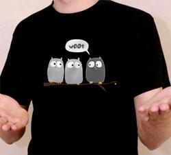 Woot T-Shirt at Bytelove