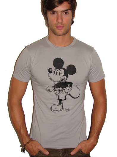Mickey Freak T-Shirt at Coontak