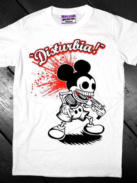 Mouse T-Shirt at Disturbia