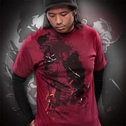 Afro Samurai Resurrection T-Shirt