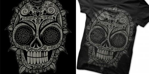DEAD HEAD T-Shirt by craig watkins