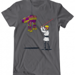 The War is Anywhere T-Shirt at Flying Mouse 365