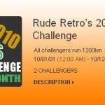 Rude Retro's 1200KM Challenge