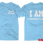 I am a motherfucker t-shirt at Crispy Tees