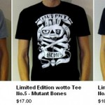 Limited Edition wotto T-Shirts