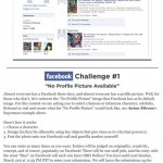 Design by Humans Facebook Profile Picture design contest