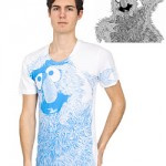Sesame Street Harry the Monster T-Shirt