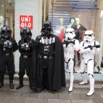 Star Wars Event at Uniqlo's UT Harajuku