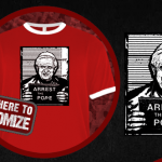 Arrest the Pope T-Shirt at T-Shirt Hell