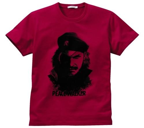 MGS Peace Walker t-shirt