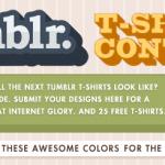 tumblr T-Shirt Design Contest